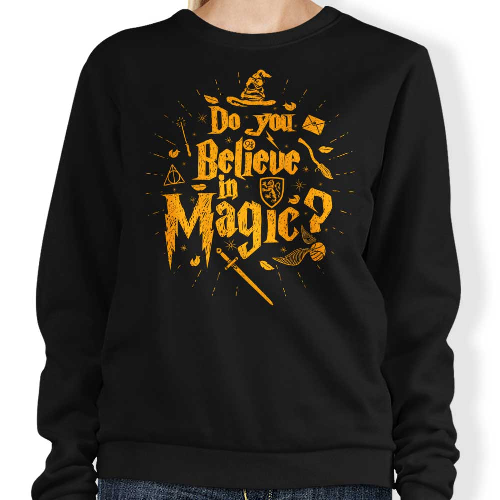 Bravery and Magic - Sweatshirt