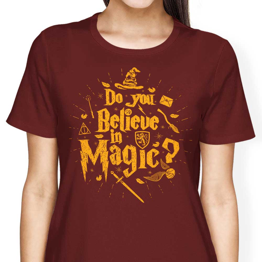 Bravery and Magic - Women's Apparel