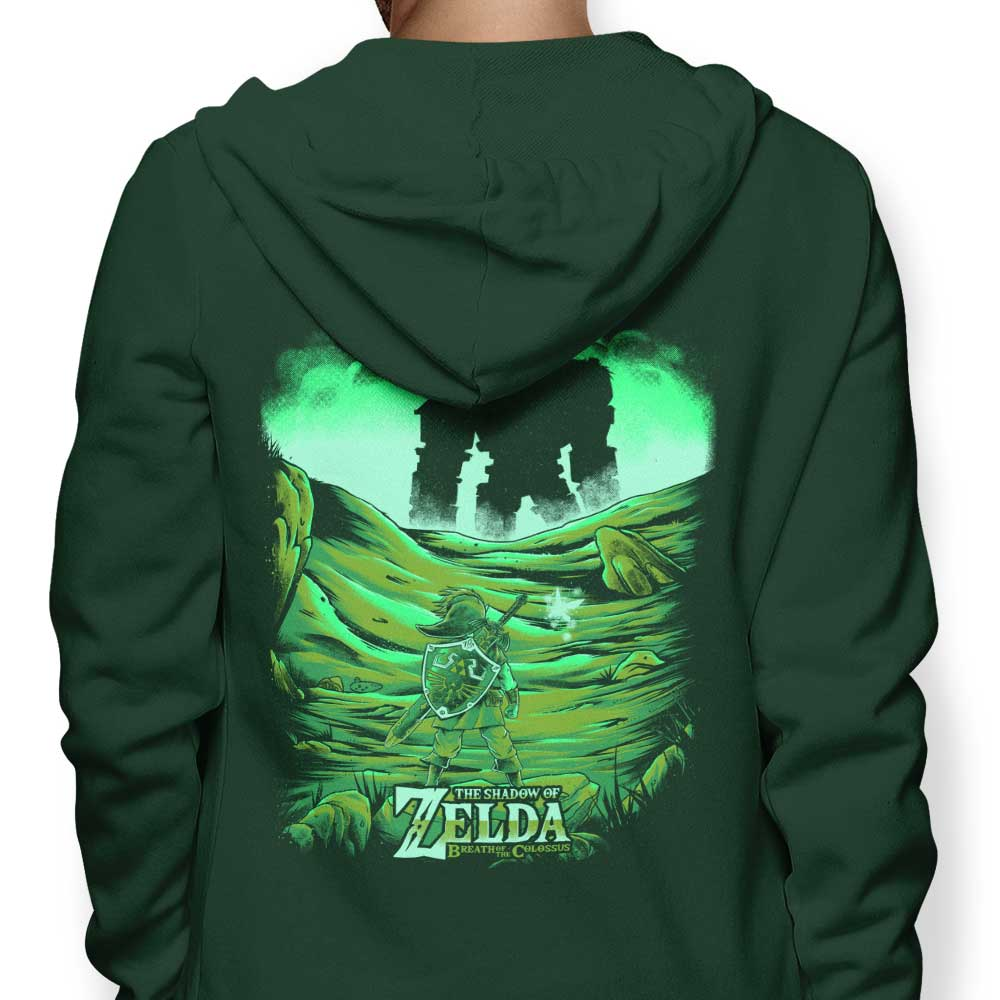 Breath of the Colossus - Hoodie