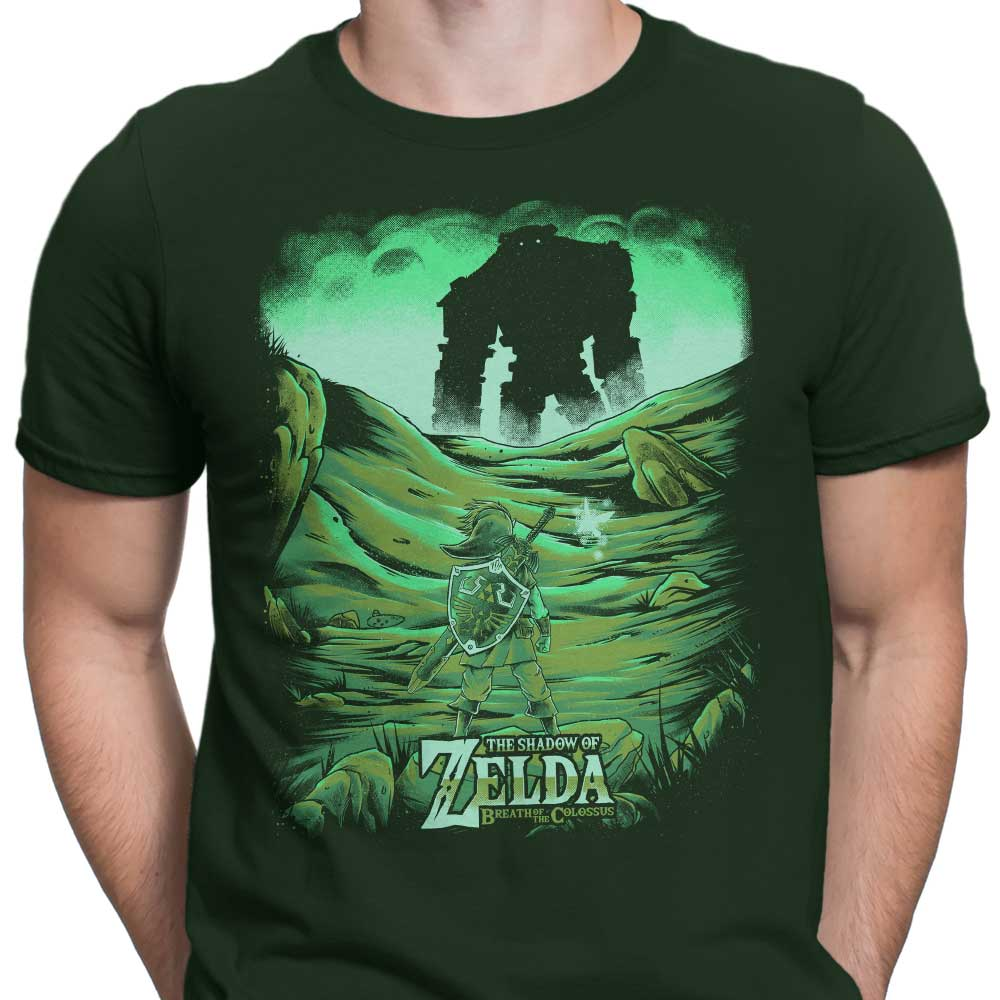 Breath of the Colossus - Men's Apparel
