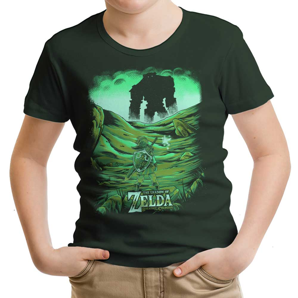 Breath of the Colossus - Youth Apparel