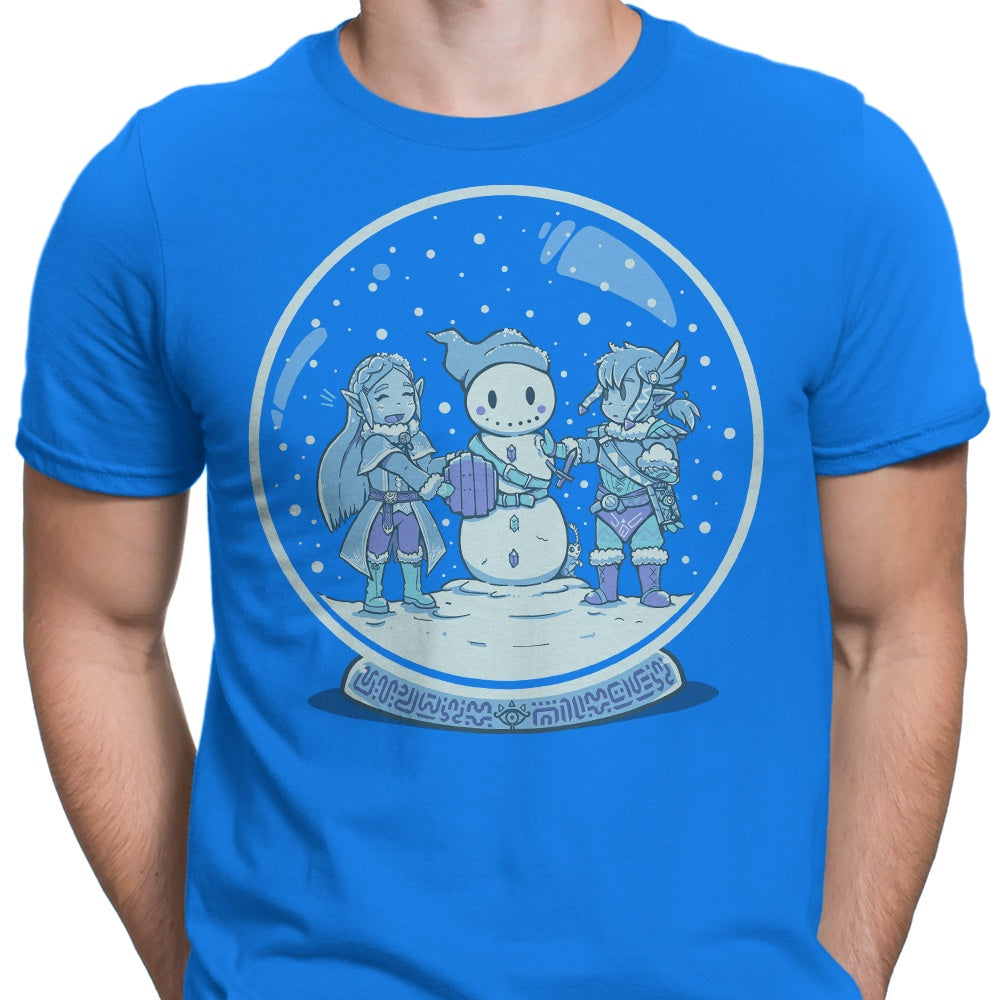 Breath of the Snow - Men's Apparel