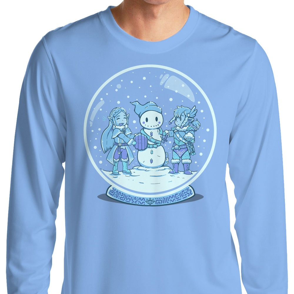 Breath of the Snow - Long Sleeve T-Shirt