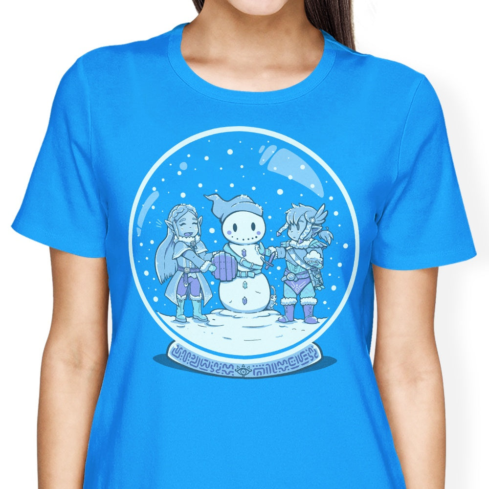 Breath of the Snow - Women's Apparel