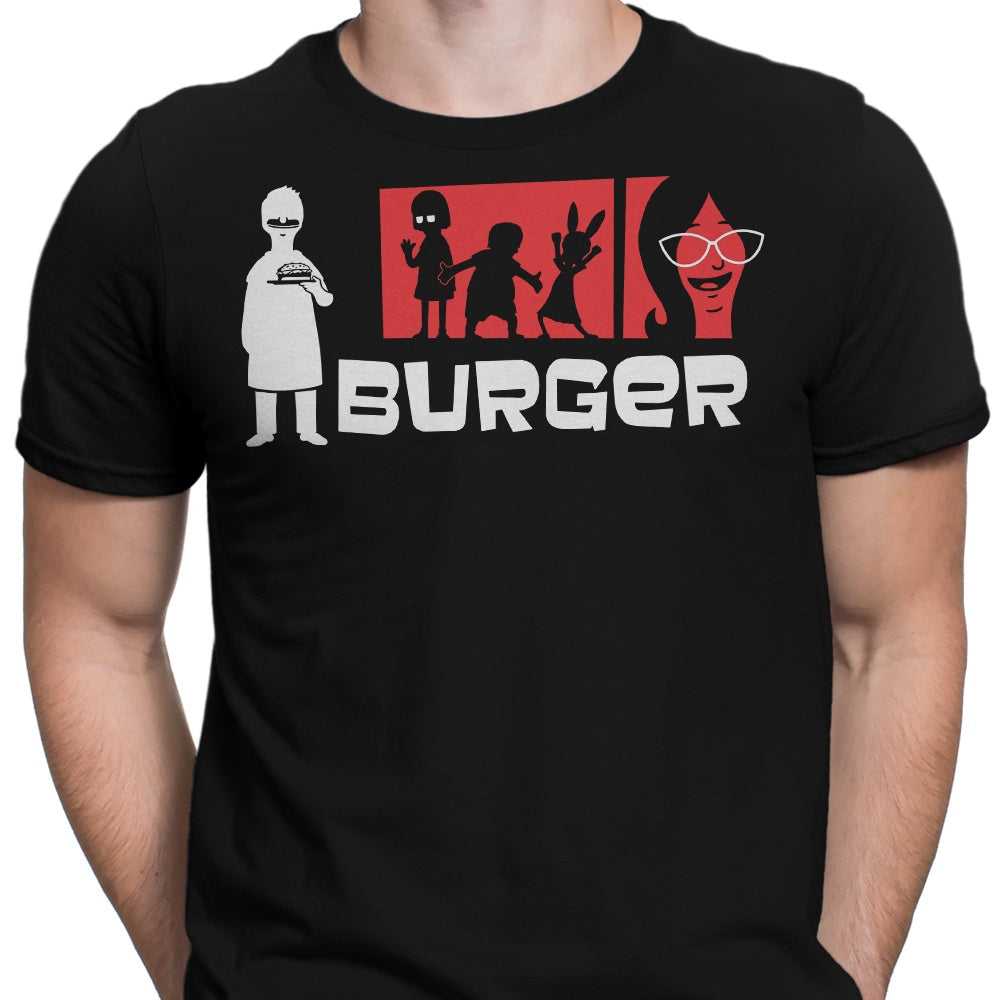Burger - Men's Apparel