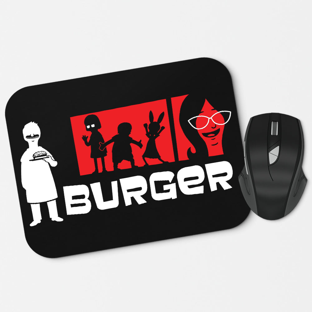 Burger - Mousepad