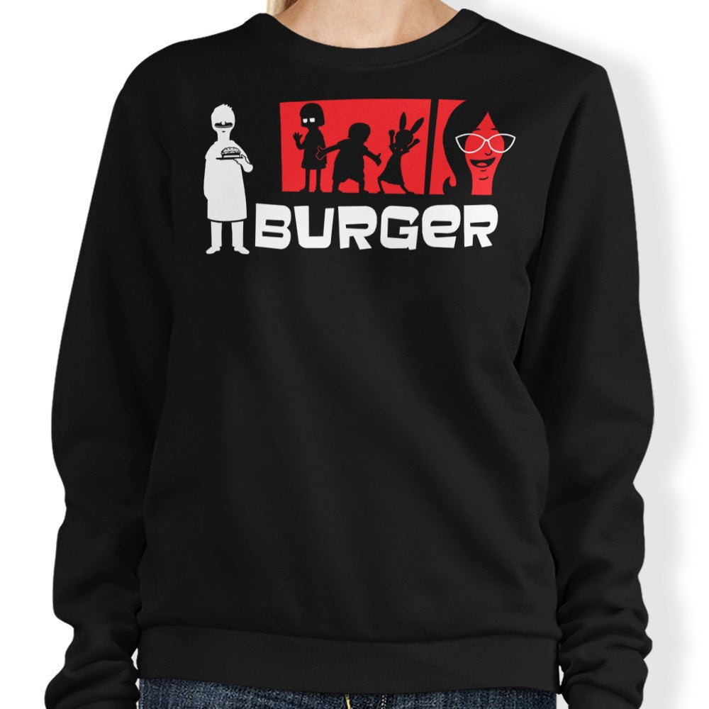 Burger - Sweatshirt