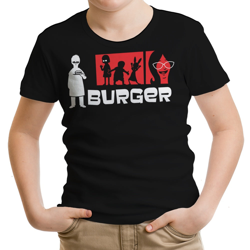 Burger - Youth Apparel