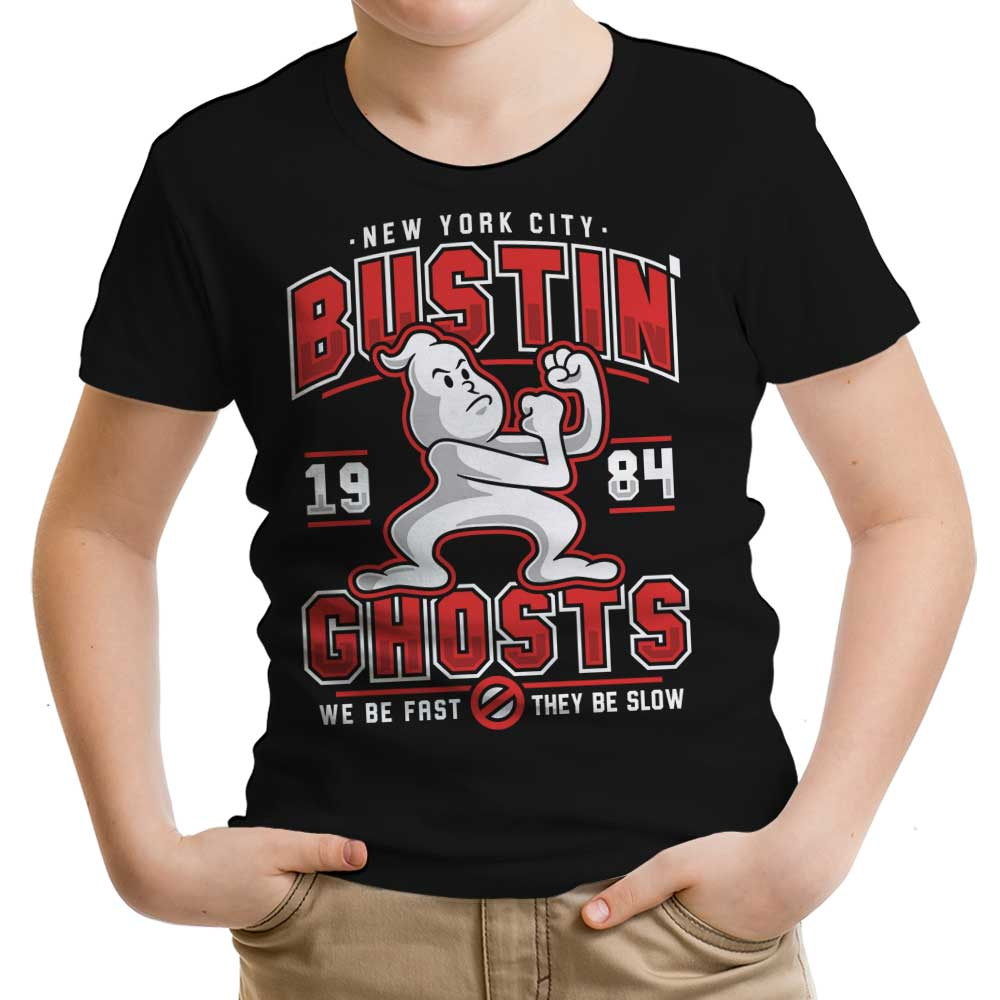 Bustin' Ghosts - Youth Apparel