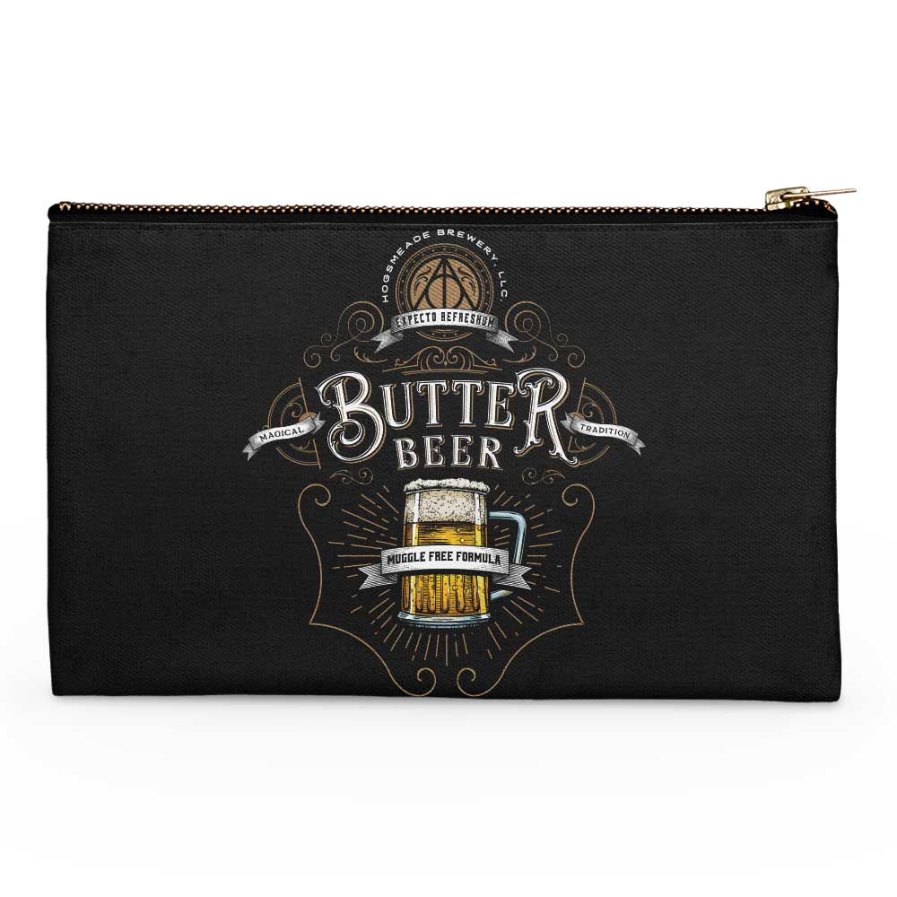 Butterbeer - Accessory Pouch