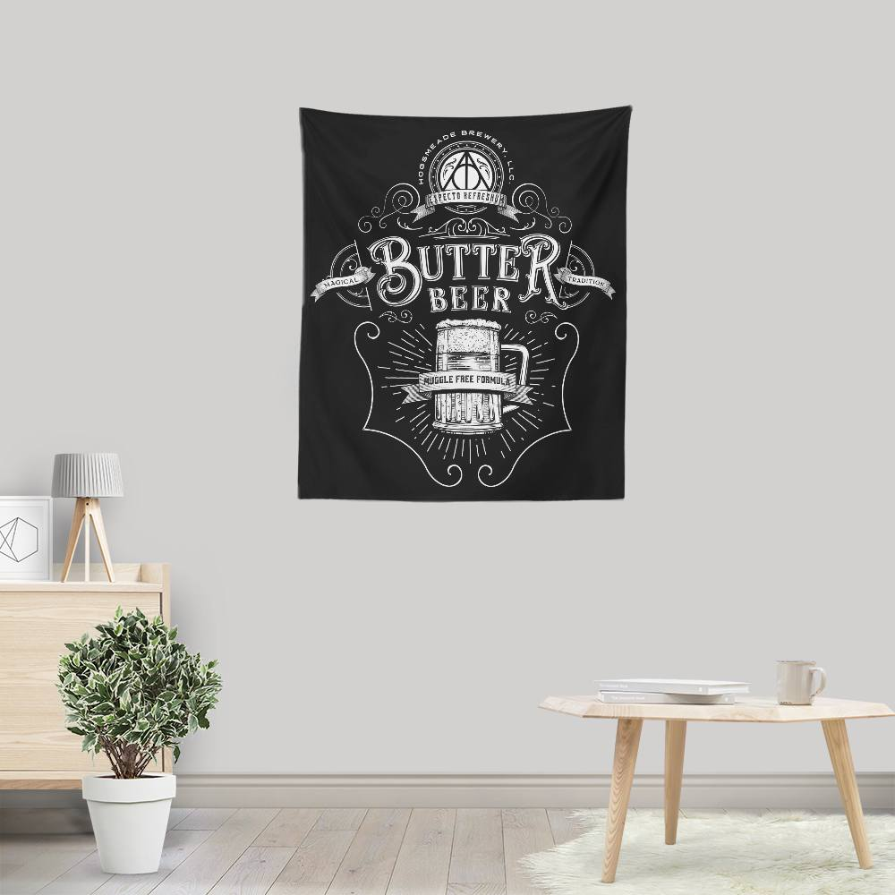 Butterbeer (Alt) - Wall Tapestry