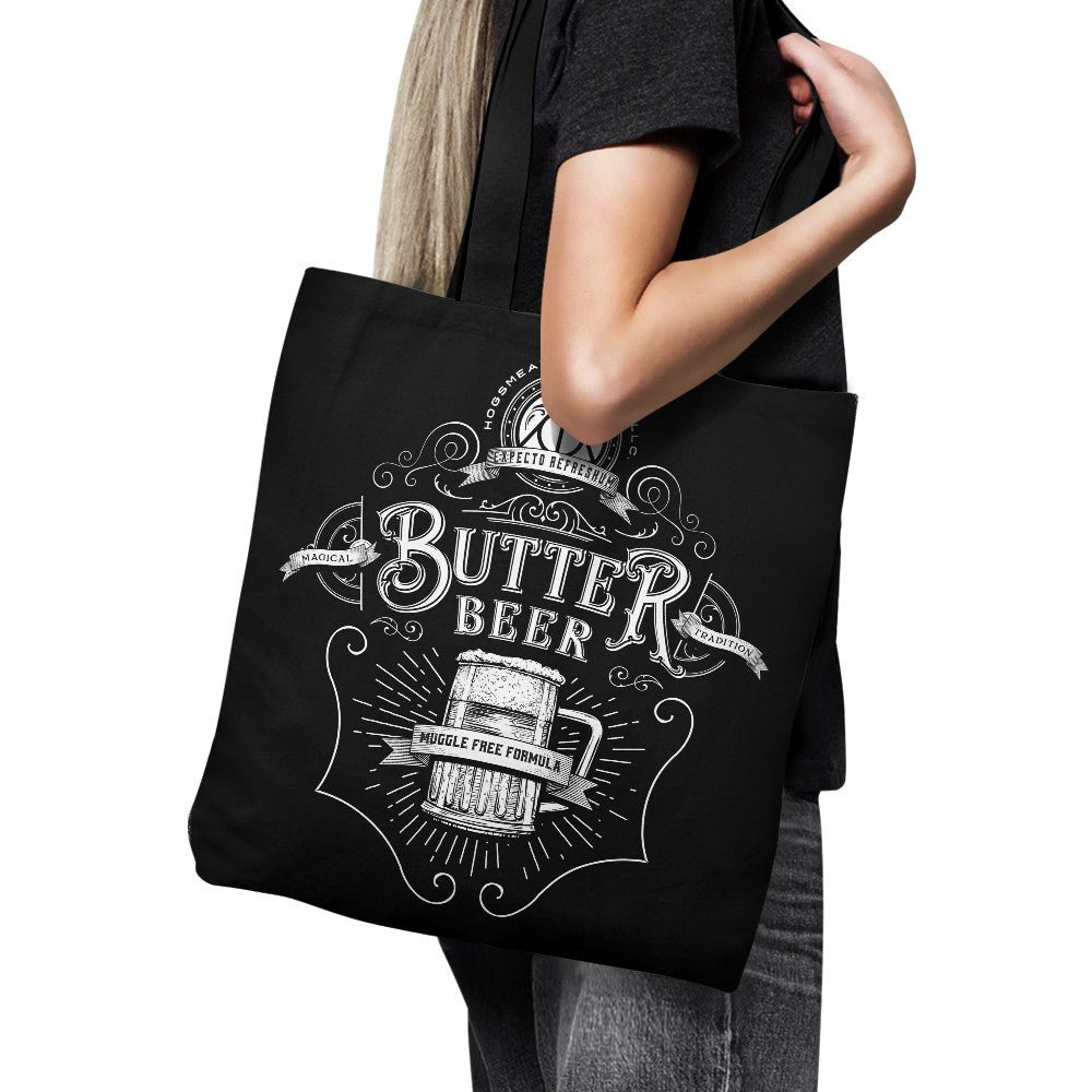 Butterbeer (Alt) - Tote Bag