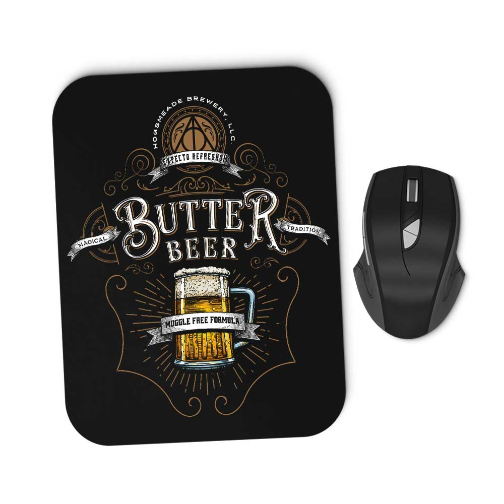Butterbeer - Mousepad