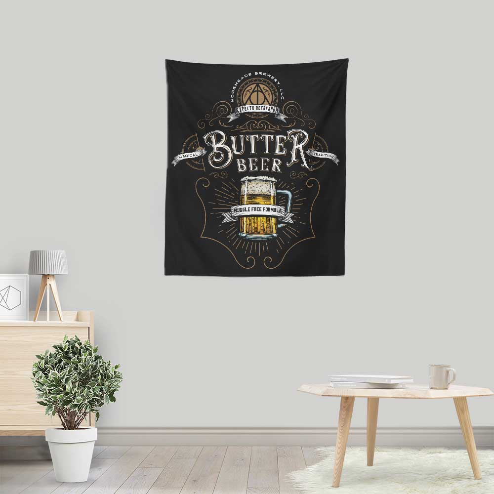 Butterbeer - Wall Tapestry