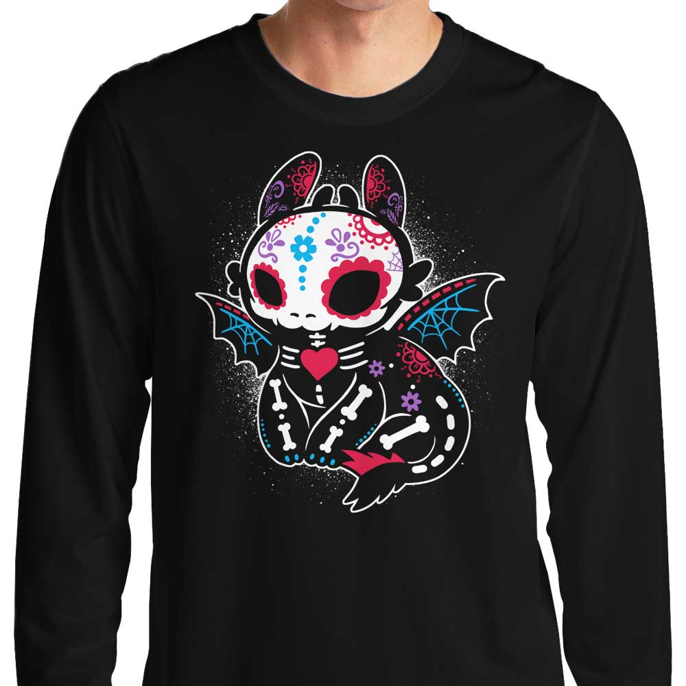 Calavera Fury - Long Sleeve T-Shirt