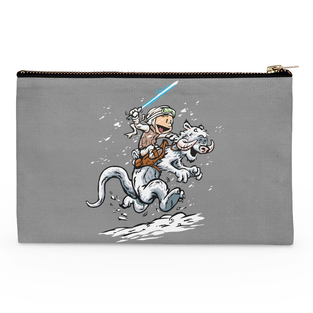 Calvin and Hoth - Accessory Pouch