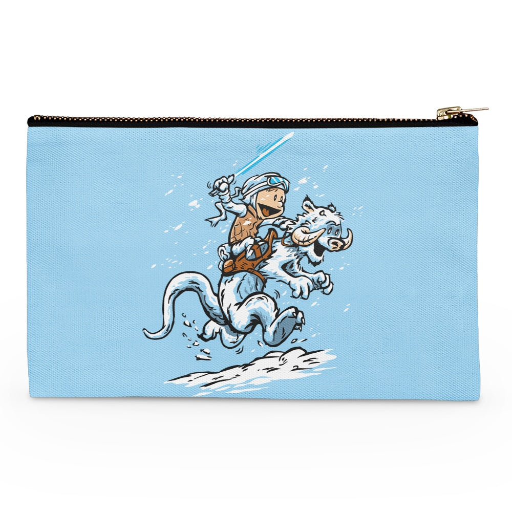 Calvin and Hoth (Alt) - Accessory Pouch