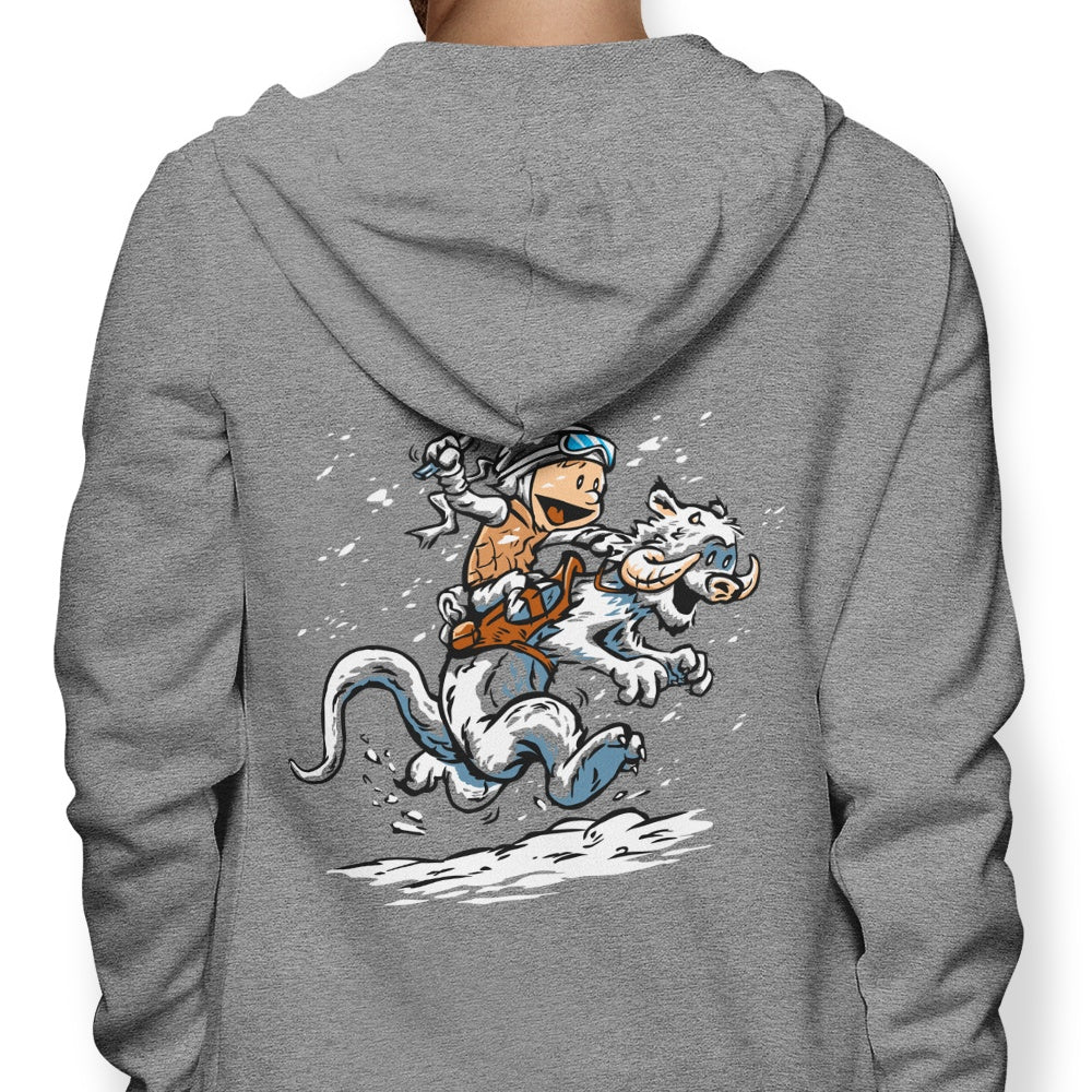 Calvin and Hoth (Alt) - Hoodie