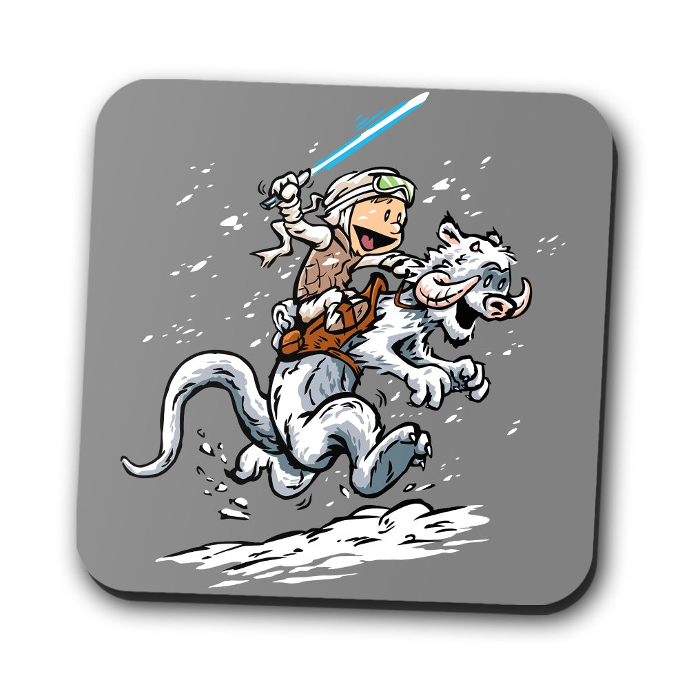 Calvin and Hoth - Coasters