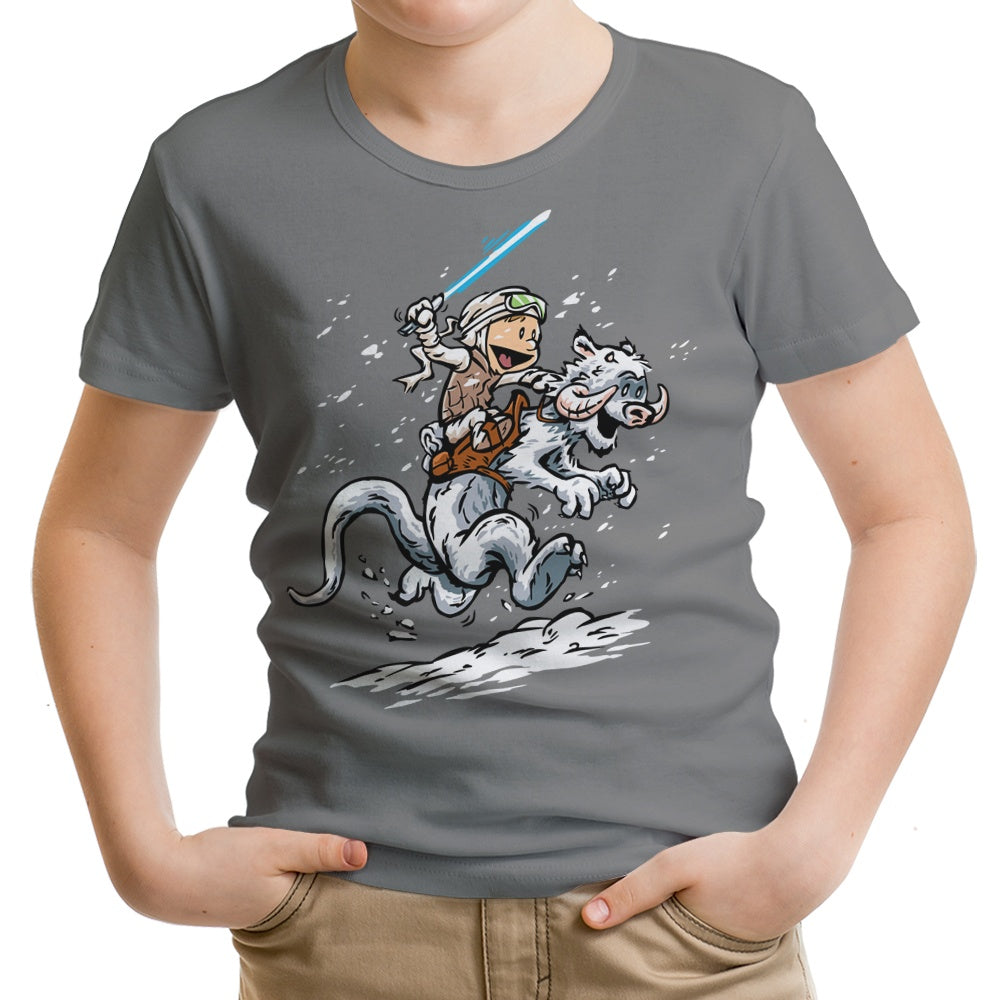 Calvin and Hoth - Youth Apparel