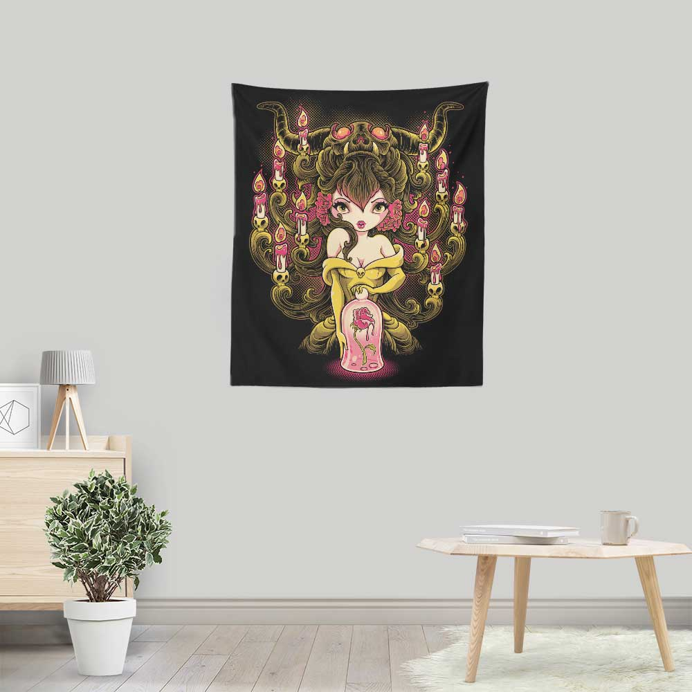 Candelabra - Wall Tapestry