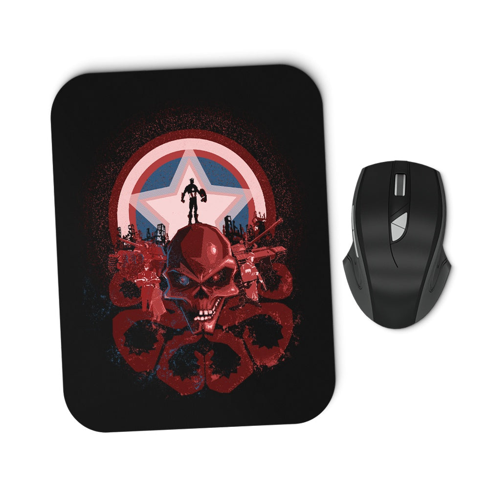 Captain's Nightmare - Mousepad