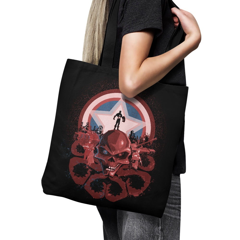 Captain's Nightmare - Tote Bag