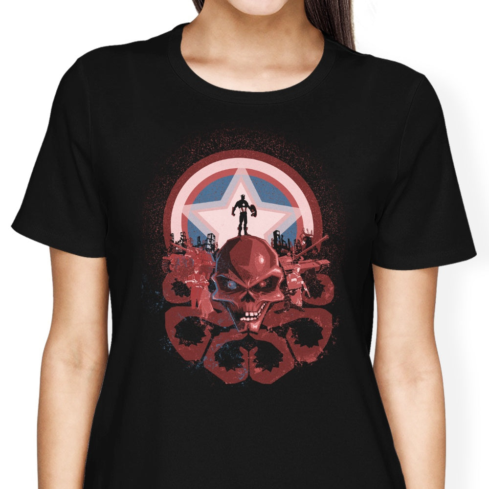 Captain's Nightmare - Women's Apparel