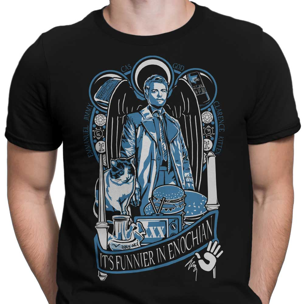 Castiel Nouveau - Men's Apparel