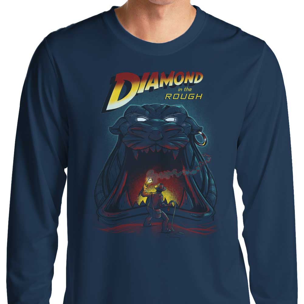 Cave of Wonders - Long Sleeve T-Shirt
