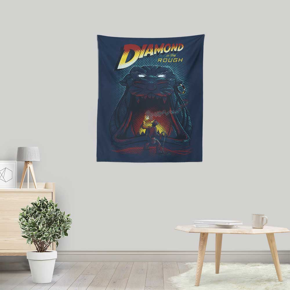 Cave of Wonders - Wall Tapestry