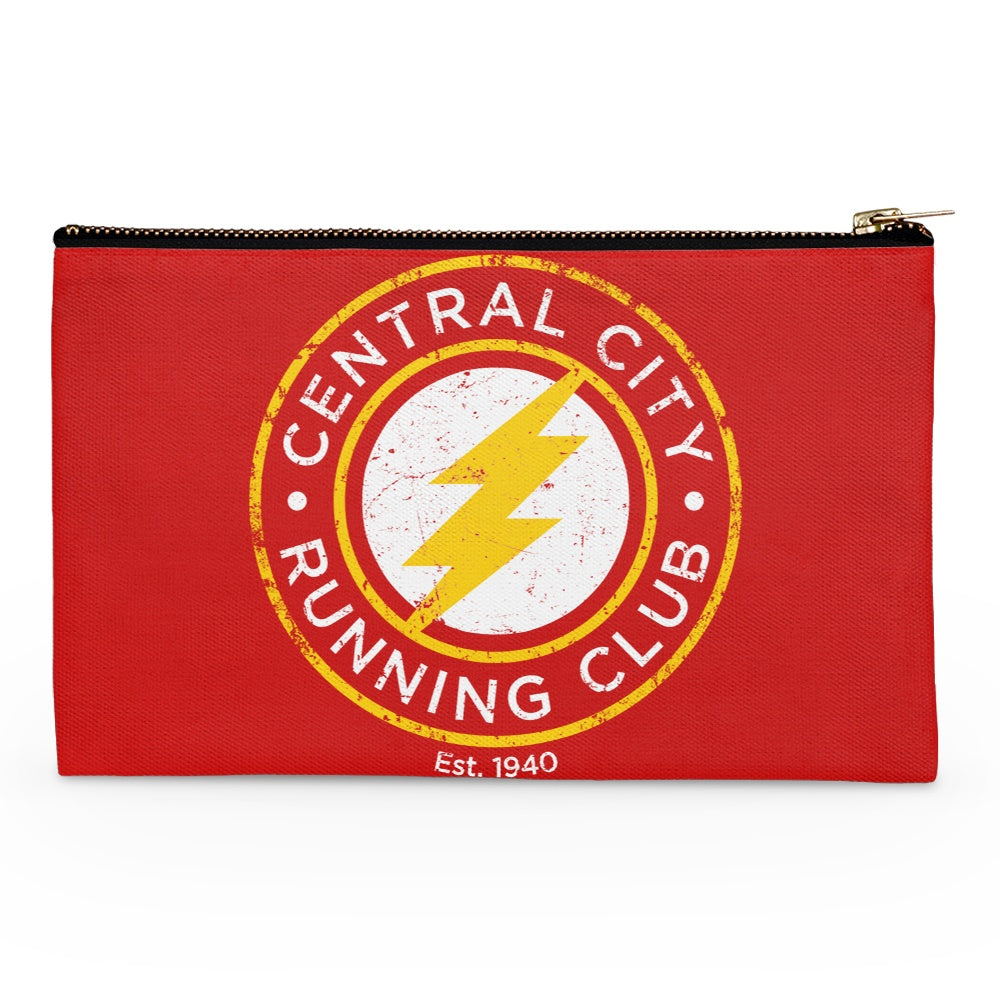 Central City Running Club - Accessory Pouch