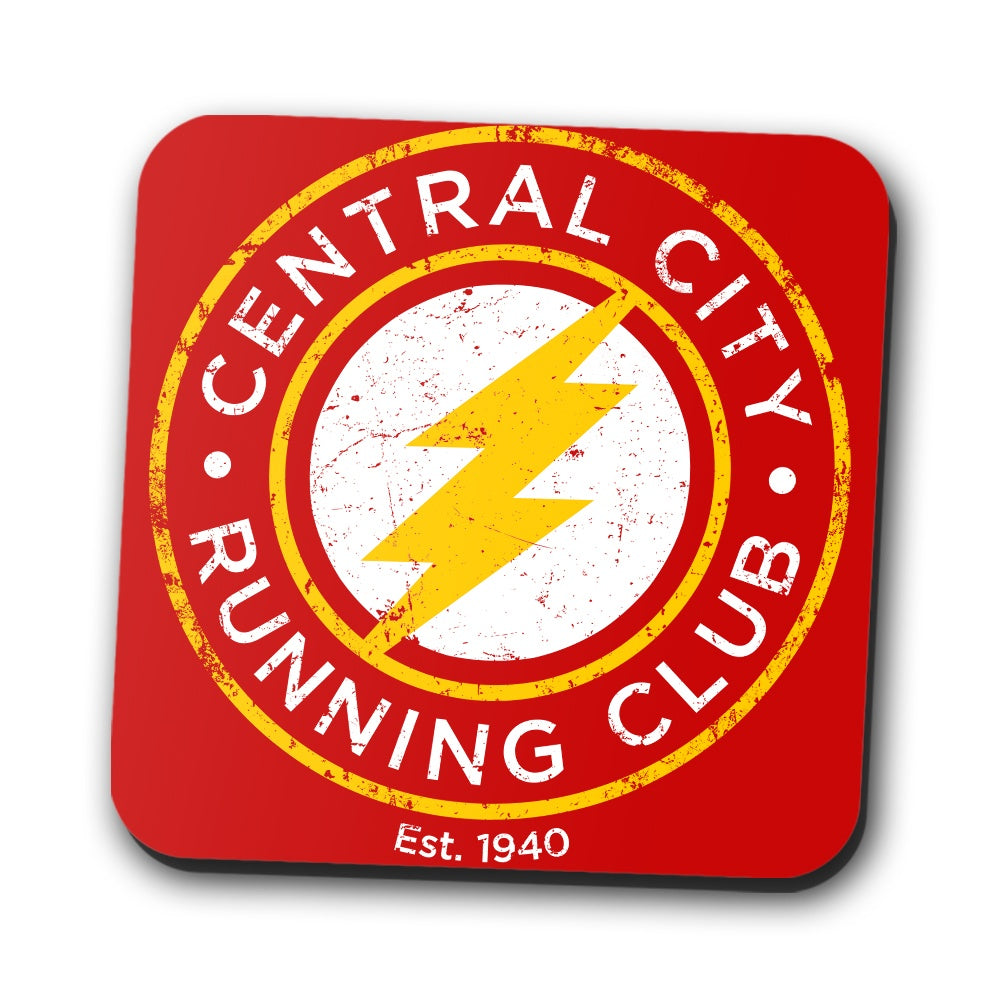 Central City Running Club - Coasters