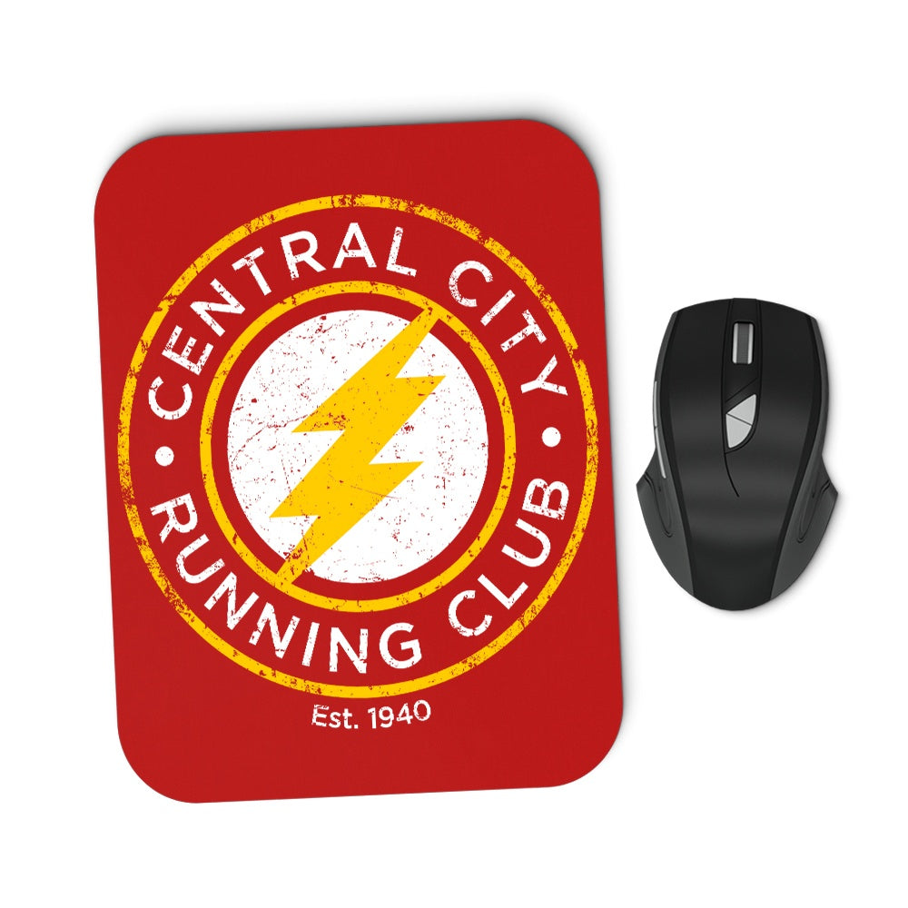 Central City Running Club - Mousepad