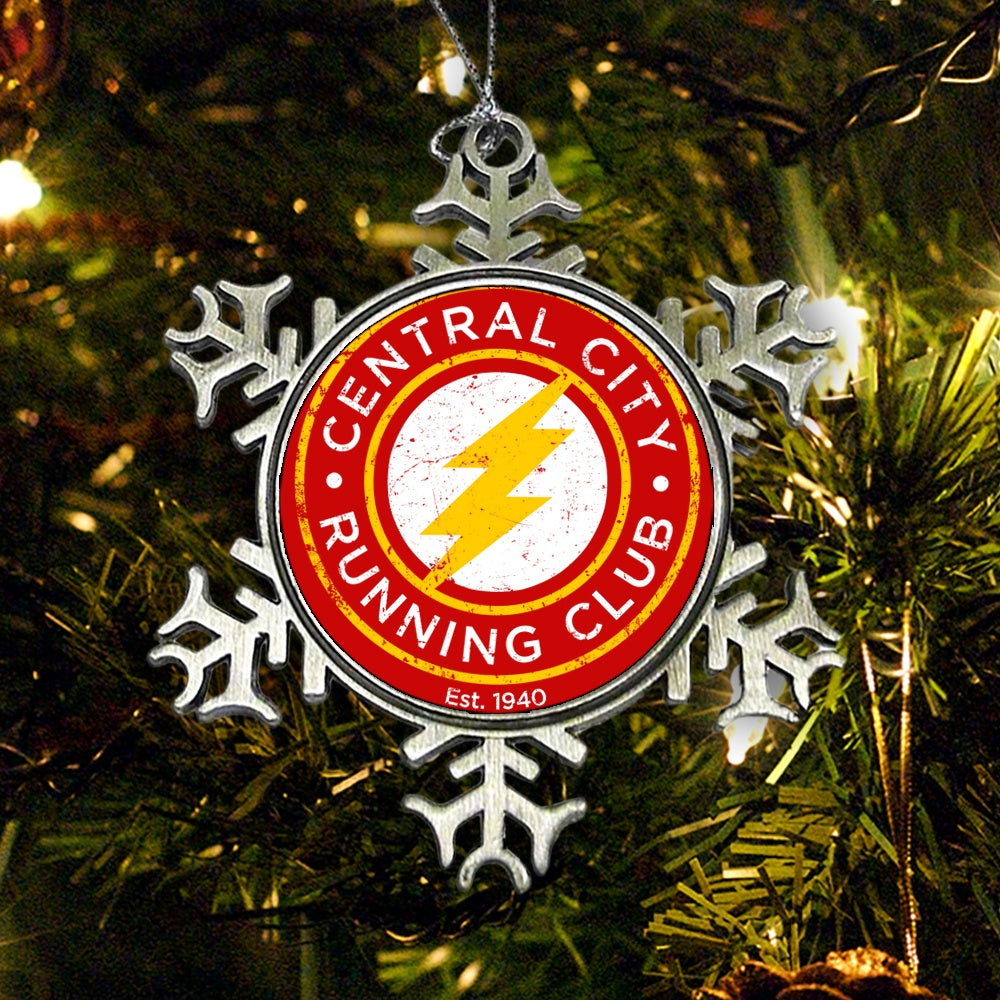 Central City Running Club - Ornament