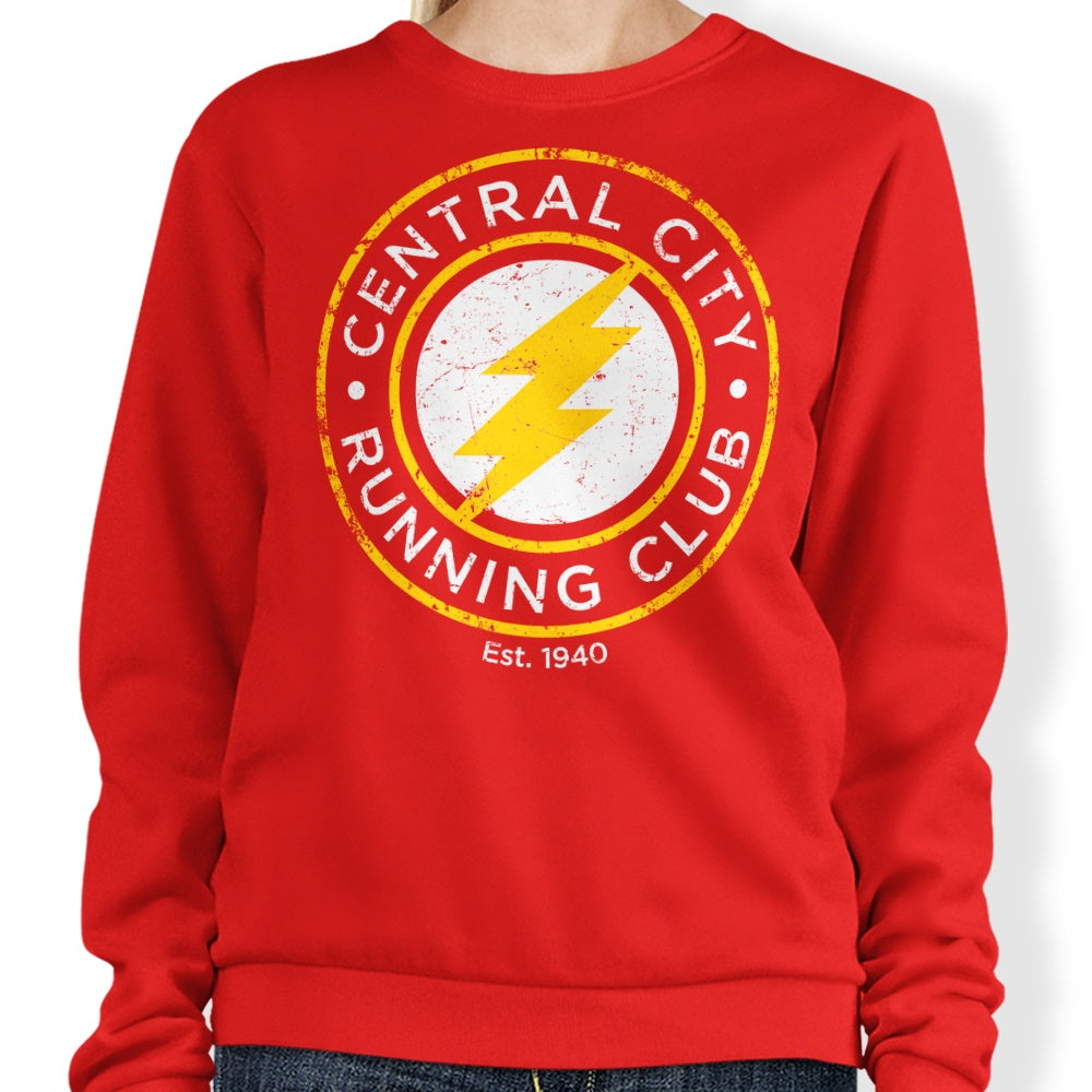 Central City Running Club - Sweatshirt