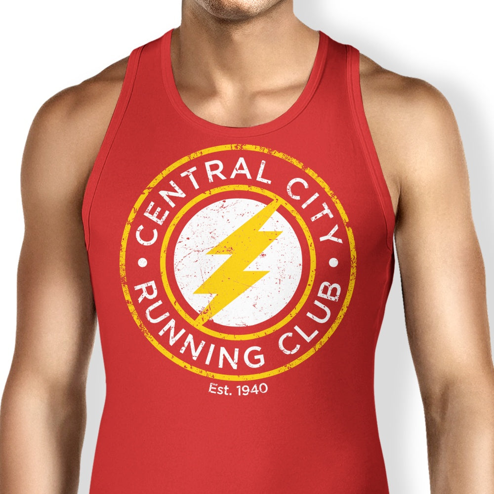 Central City Running Club - Tank Top