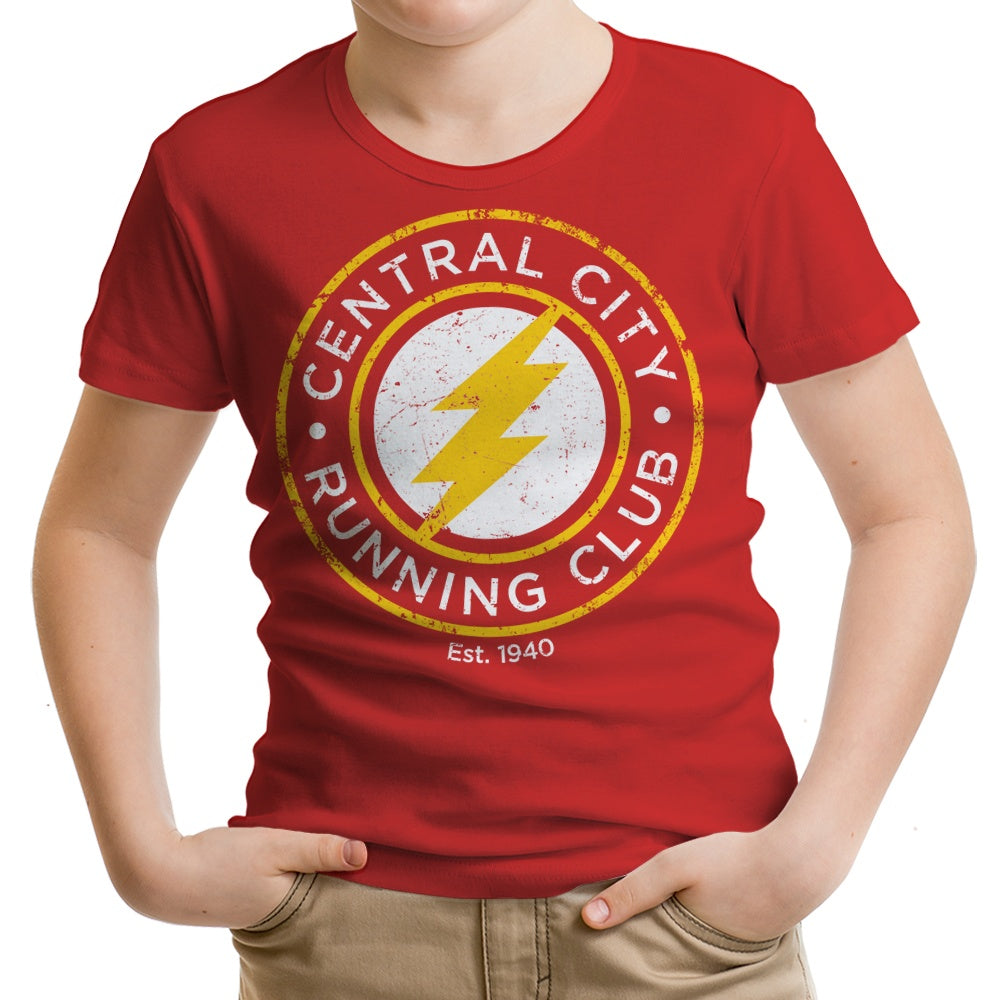 Central City Running Club - Youth Apparel
