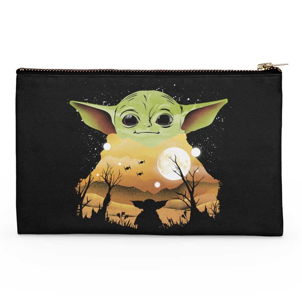 Child's Sunset - Accessory Pouch