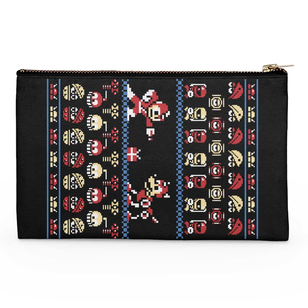 Christmas Man - Accessory Pouch