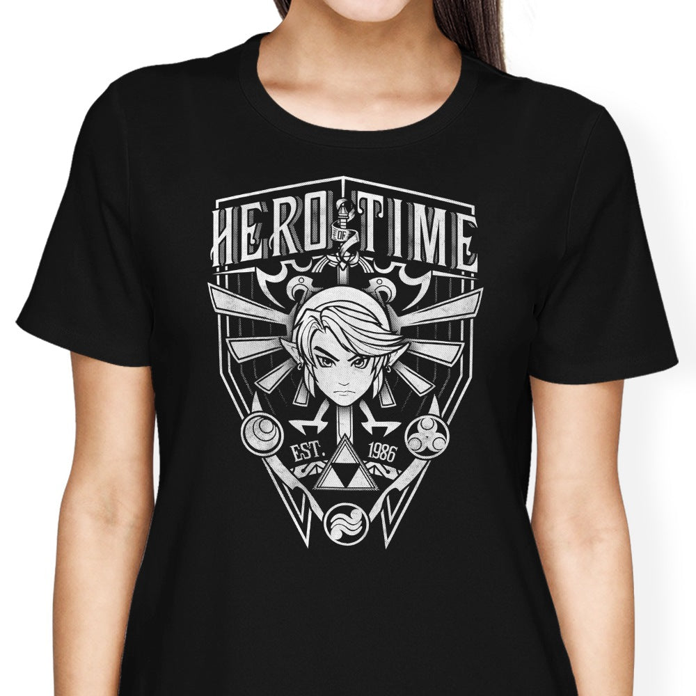 Classic Hero - Women's Apparel