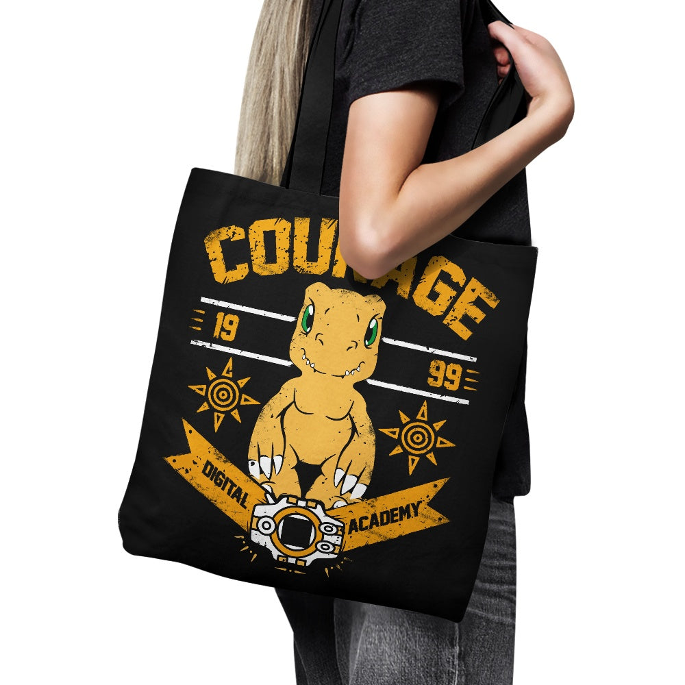 Courage Academy - Tote Bag