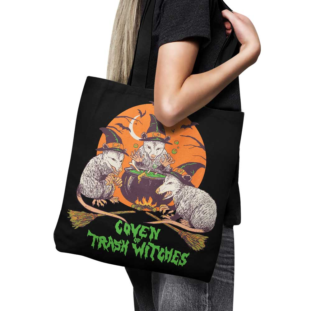 Coven of Trash Witches - Tote Bag