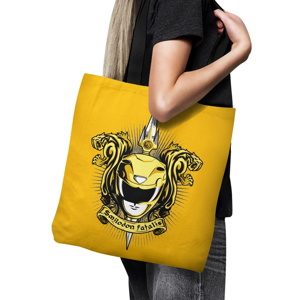 Croceus Smilodon Fatalis - Tote Bag