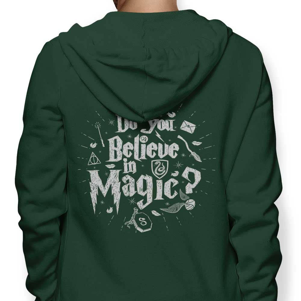 Cunning and Magic - Hoodie