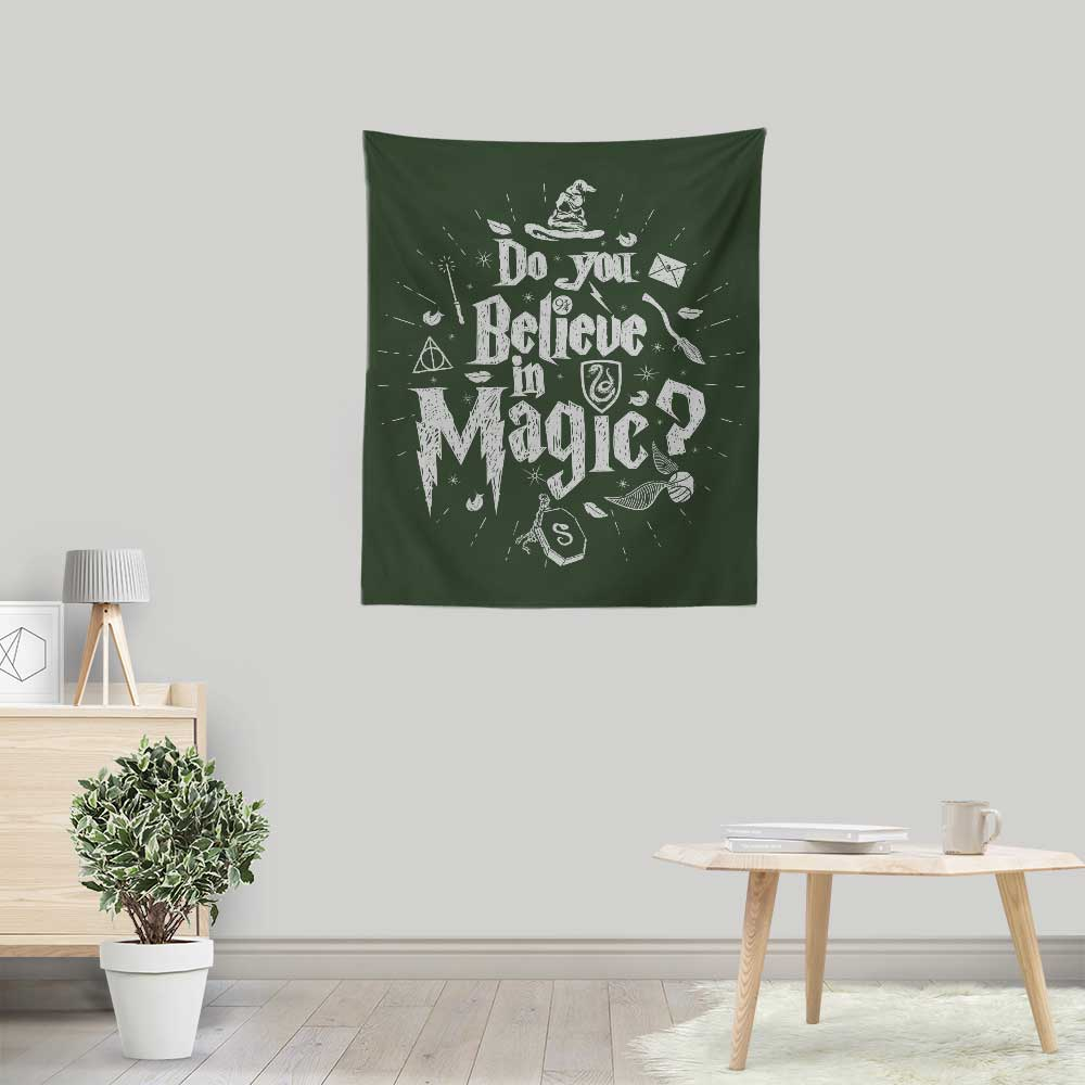 Cunning and Magic - Wall Tapestry
