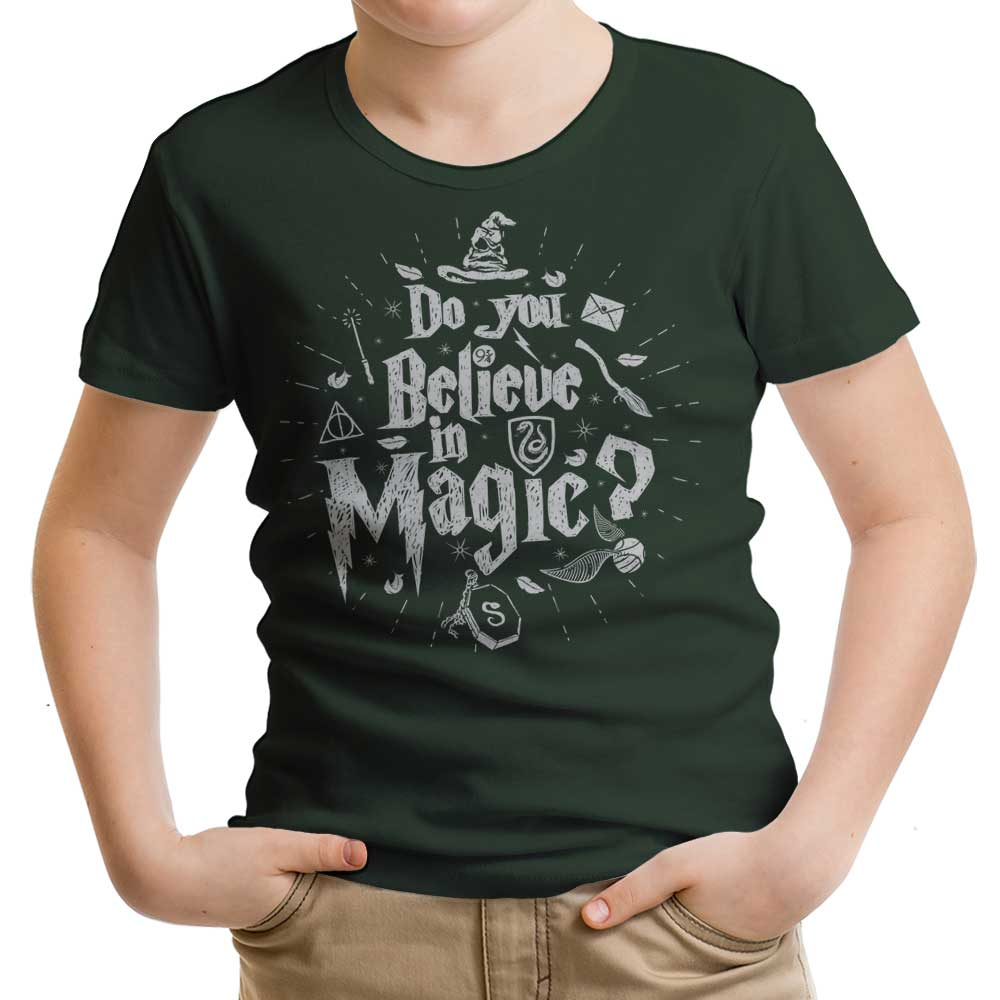 Cunning and Magic - Youth Apparel