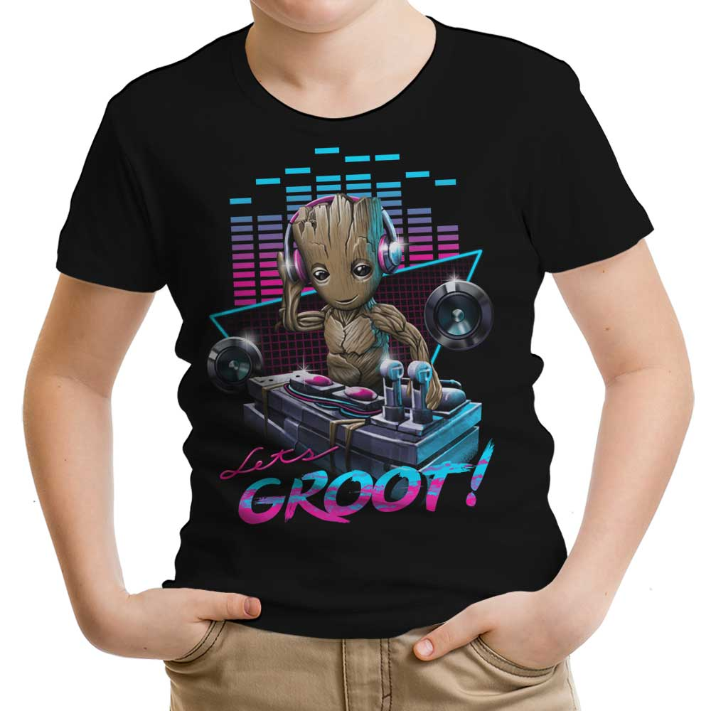 DJ Groot - Youth Apparel