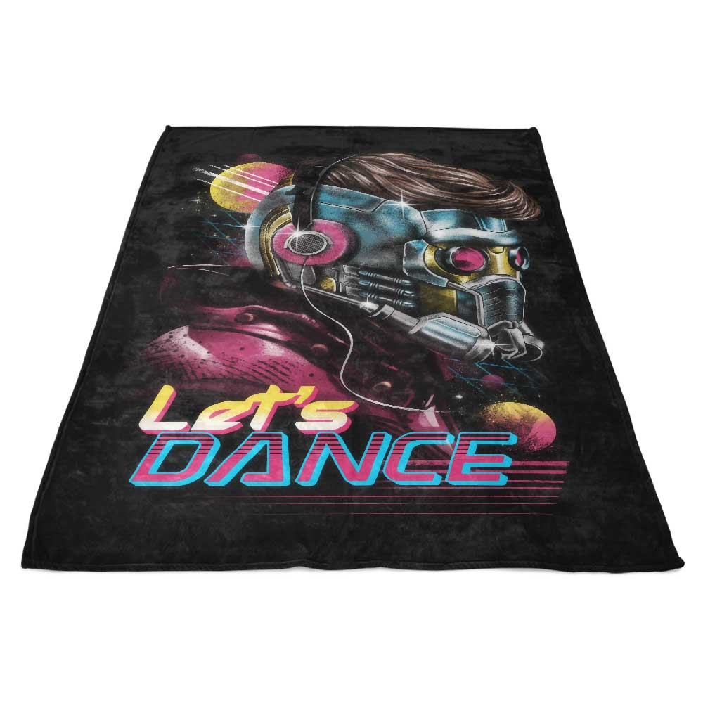 Dance Lord - Fleece Blanket