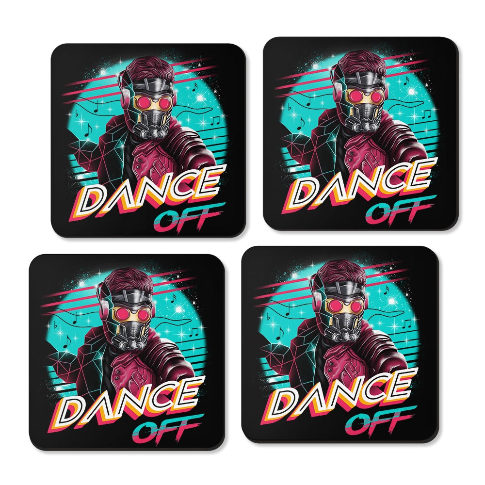 Dance Off - Coasters
